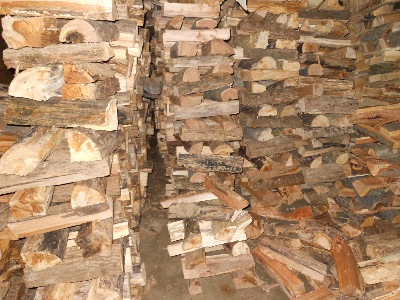 Low Price Firewood Delivery in Cleveland, Ohio and Suburbs