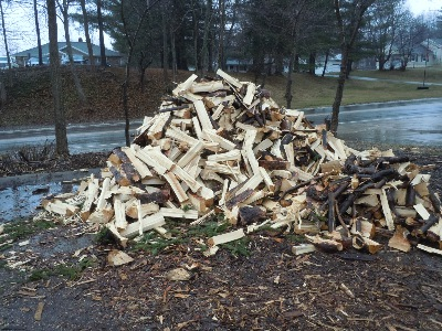 Where to buy cheap firewood? : Cleveland - reddit